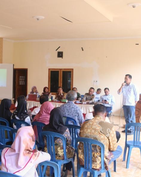 Focus Group Discussion (FGD) Dengan Masyarakat