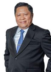 E. Piterdono HZ (Komisaris)