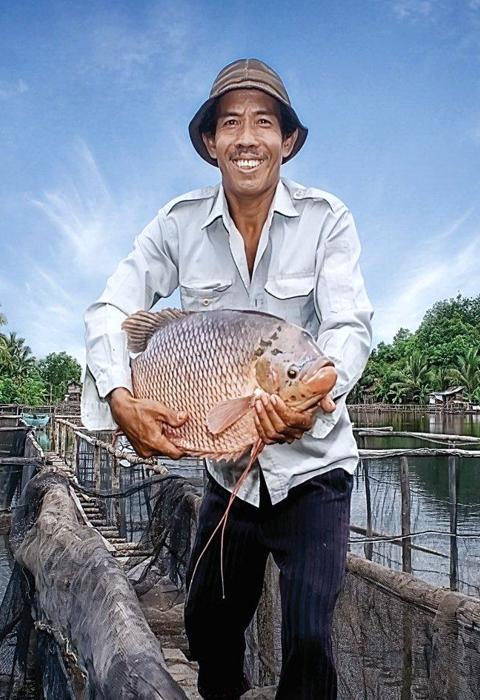 Sentra Industri Bukit Asam (SIBA) Perikanan Sepupu Jaya