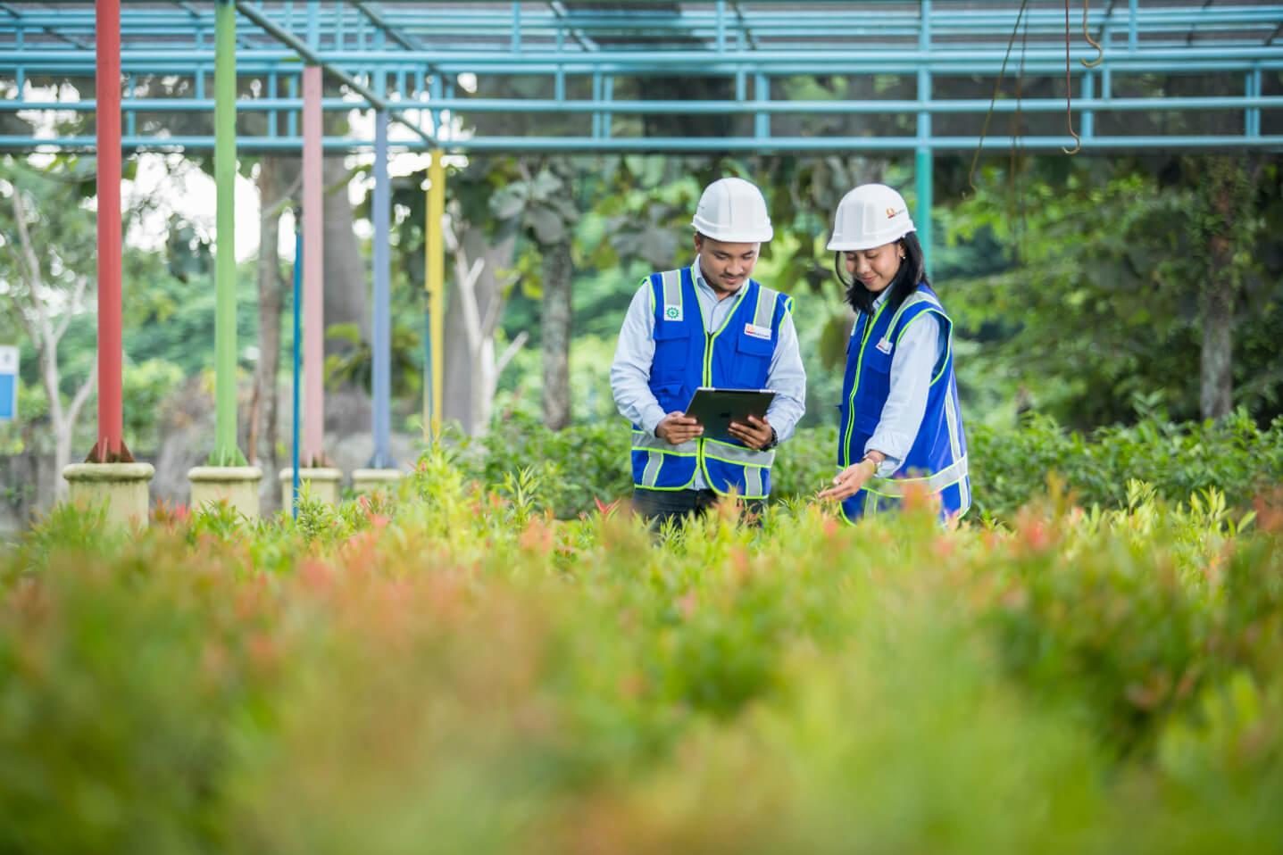 Perusahaan Energi Kelas Dunia yang Peduli Lingkungan